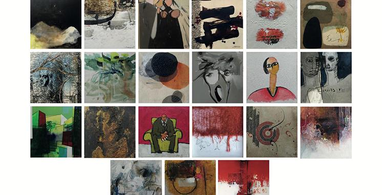 Exposition : «Petits formats, amples sentiments» : Quand l'art se joint au social