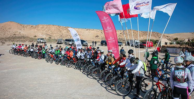 Raid Sahraouiya : «Les Athenas» remportent la première étape de la compétition