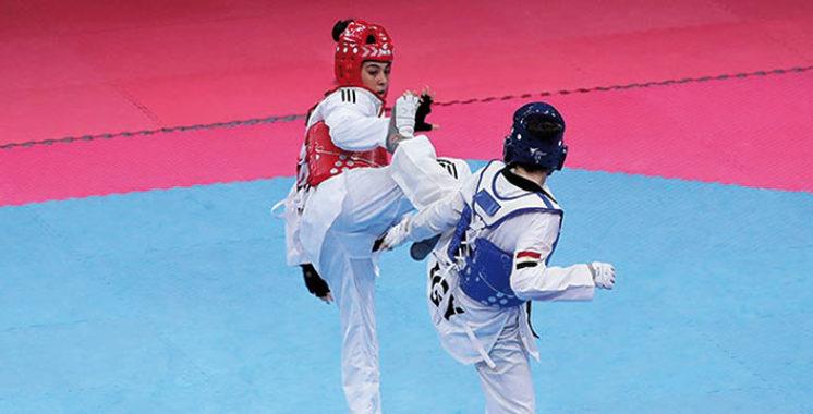 Safia Saleh décroche la médaille d'argent