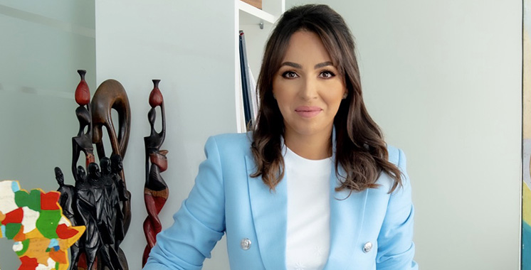 World Economic Forum 2021 : Sanae Lahlou nommée «Young Global Leader»