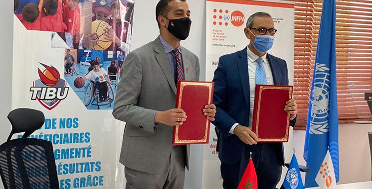 Ils viennent de signer un plan de travail annuel : UNFPA et TIBU au chevet des jeunes filles adolescentes