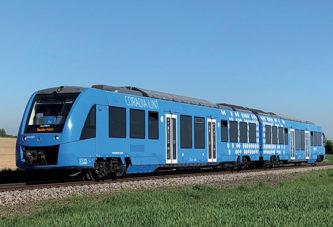 Train à hydrogène :  Alstom en contact avec le Maroc ?