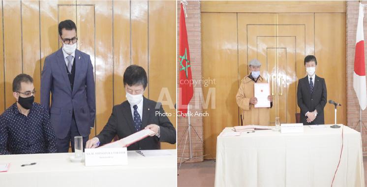 Développement durable : L'ambassade du Japon fait don de 1,44 MDH  à deux associations locales de Chtouka Ait Baha
