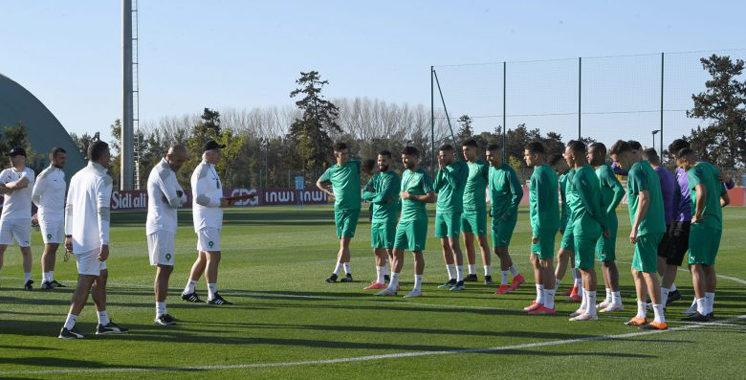 Équipe nationale :Halilhodzic a besoin encore de temps !