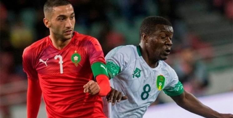 Eliminatoires CAN 2021  : Le Maroc à un point  de la qualification