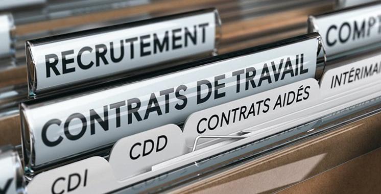 Renforcement du contrôle des agences de travail temporaire