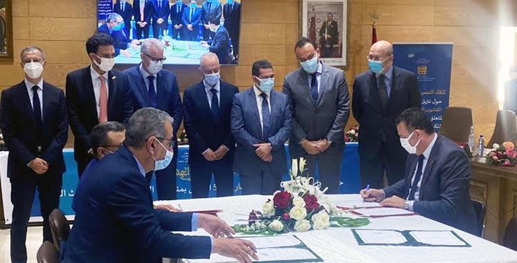 Tanger : Les TPME dotées d'un institut de formation