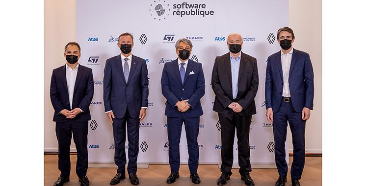 Création de la «Software République»  pour innover dans la mobilité intelligente