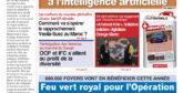 Journal Électronique du Mercredi 14 Avril 2021