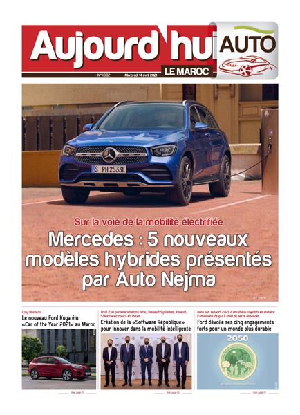 Guide Automobile du Mercredi 14 avril 2021