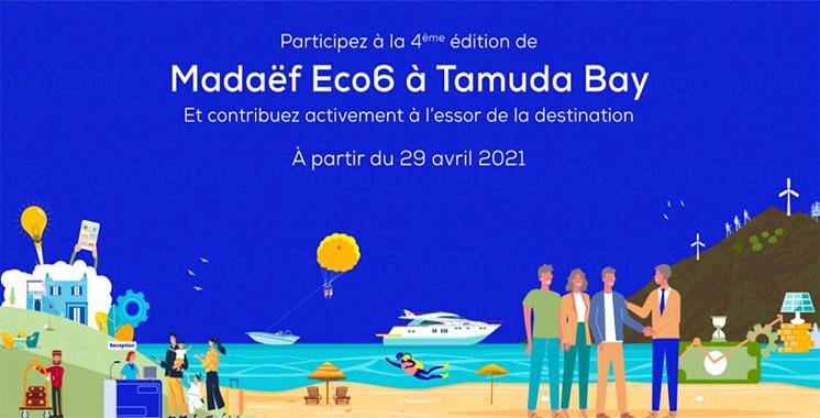 Tamuda Bay à l'honneur de  la 4ème édition Madaëf Eco6