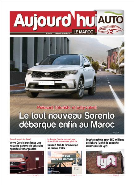 Guide Automobile du Mercredi 28 avril 2021