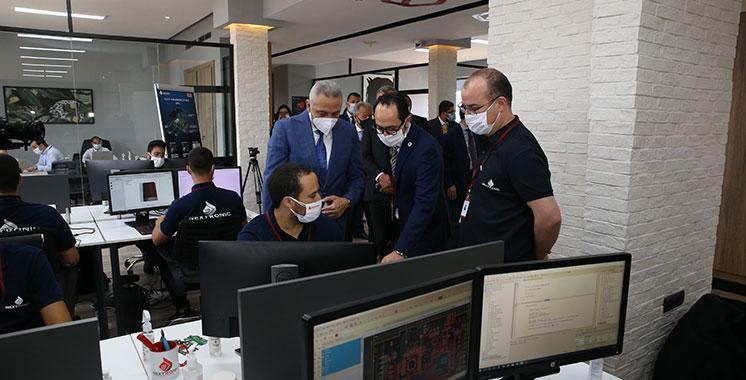 Signé Aba Technology : Un Centre d'innovation au Technopark  de Casablanca