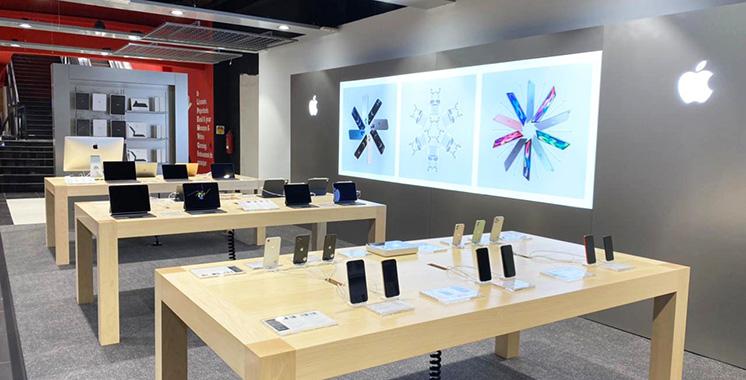 Virgin Megastore Maroc: Un 2ème Apple Shop ouvre à Rabat