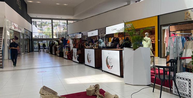 «L'artisanat pour tous»: Une large opération de commercialisation des produits lancée dans 12 centres commerciaux au Maroc