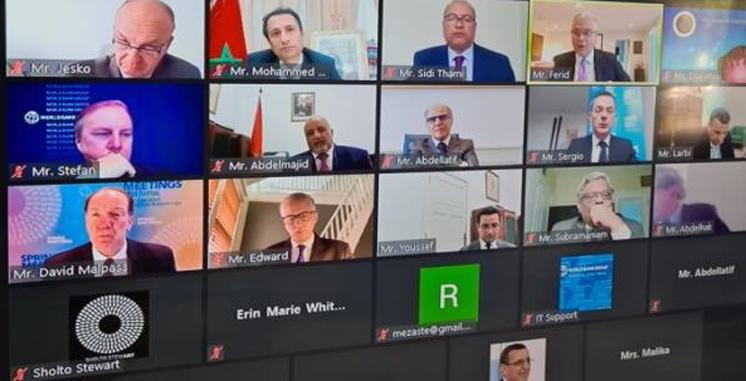 Digitalisation, Informel: la Banque mondiale appelée en renfort