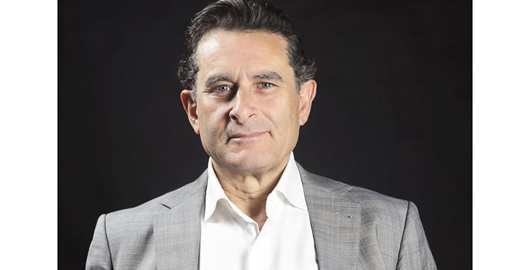 Mohamed Bennani aux commandes  de Renault Maroc