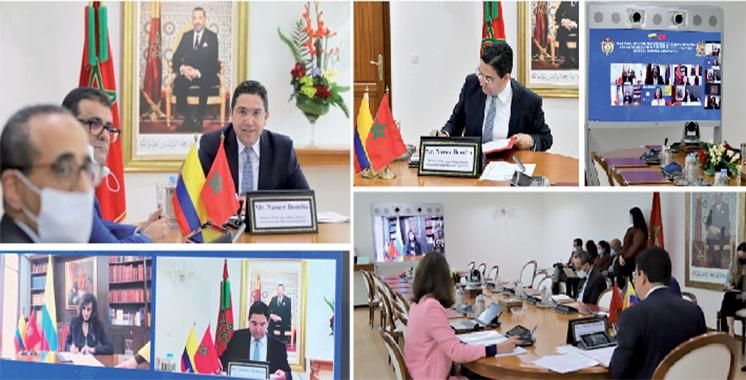 Maroc-Colombie : Un nouveau modèle  de coopération Sud-Sud