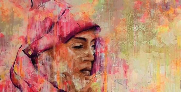 Britta Reinhardt expose sa collection  sous le signe «Djellaba» à Marrakech