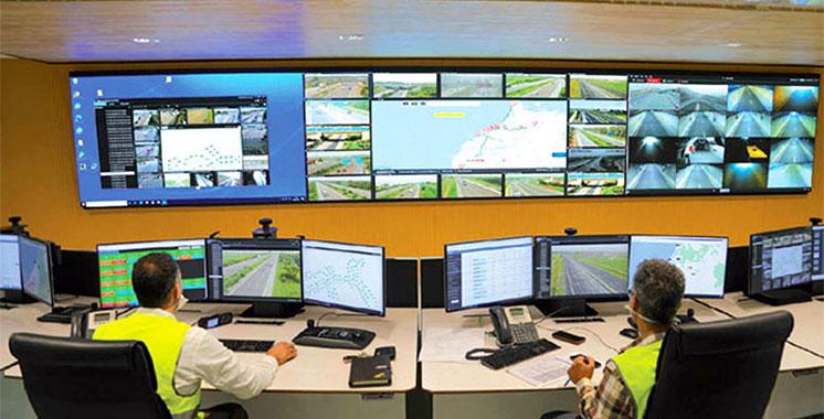 Un centre de trafic high-tech d'ADM à Rabat : Immersion dans la tour de contrôle  des autoroutes