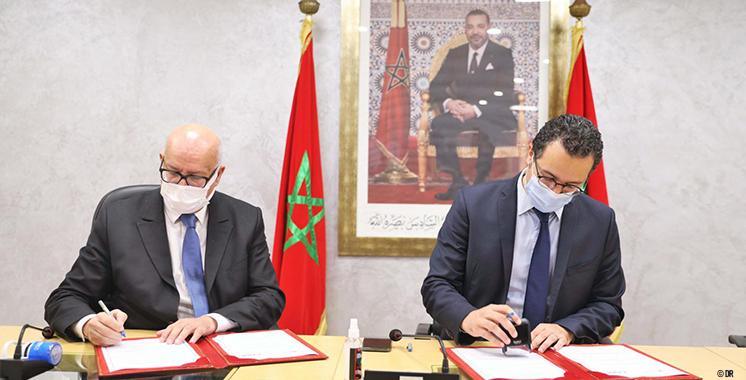 « Data-Tika » : Signature d'un partenariat entre la CNDP et le Ministère de la Culture