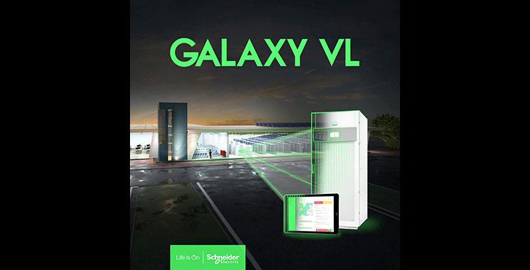 Schneider Electric lance le Galaxy VL,  l'onduleur triphasé le plus compact  de sa catégorie