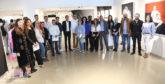 Galerie Living 4 Art  de Casablanca : Vernissage d'une exposition collective de 19 artistes peintres