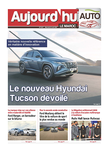 Dossier Automobile du Mercredi 21 avril 2021