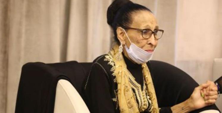 Hajja El Hamdaouia, l'icône de l'art de l'Aïta n'est plus