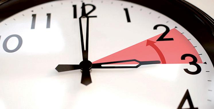 Retour  à l'heure légale: RAM avance d'une heure ses vols