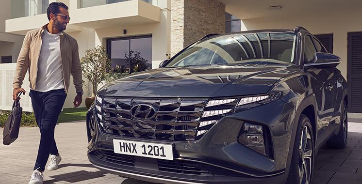 Le nouveau Hyundai Tucson dévoilé