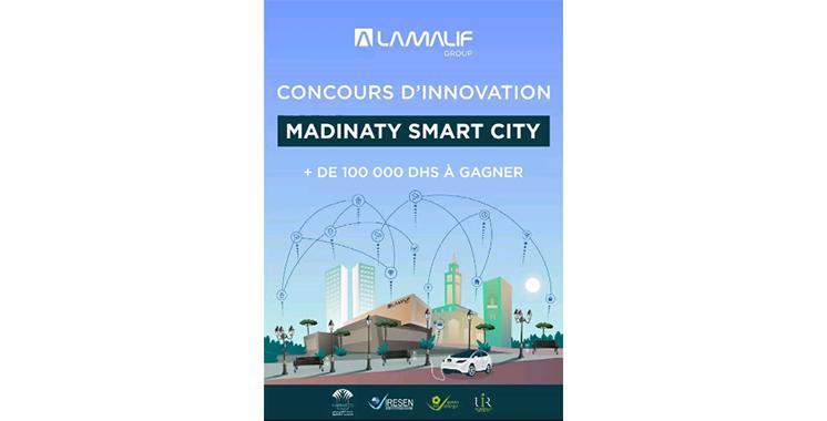 IRESEN et LAMALIF Group lancent le concours «Madinaty Smart City»