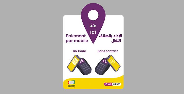 Inwi Money : Le paiement  mobile généralisé chez Marjane