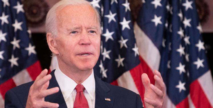 Les jeunes du parti de Joe Biden à Dakhla