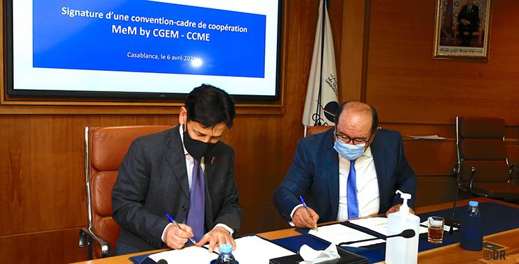CGEM/CCME: Mobiliser les MeM à contribuer au développement économique du Maroc