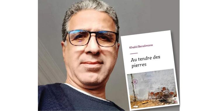 Khalid Benslimane chevauche différentes histoires et poésie dans «Au tendre des pierres»