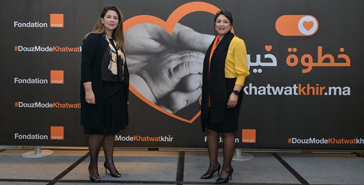 «Khatwat khir», une nouvelle initiative solidaire à l'actif de Orange Maroc