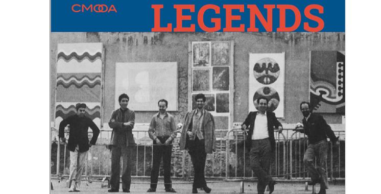 Que des «légendes» sous le marteau