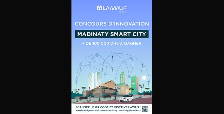 Lamalif Group lance le concours «Madinaty Smart City»