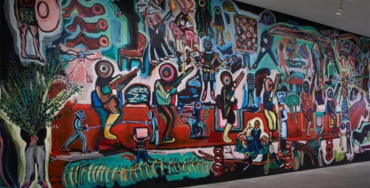 L'art-moderne-marocain-mis-en-lumière--au-Musée-espagnol-«Reina-Sofía»