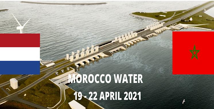 Maroc -Pays-Bas : Une mission virtuelle sur l'eau à partir de la semaine prochaine