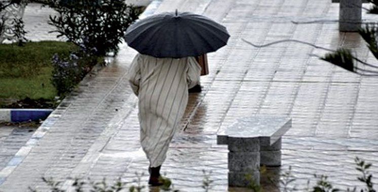 Alerte méteo : La pluie de retour mercredi  et jeudi dans plusieurs provinces