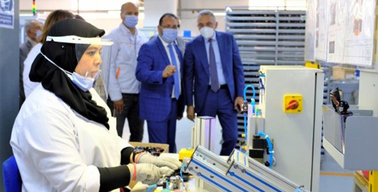 Clayens NP Morocco étend son unité industrielle à Mohammedia