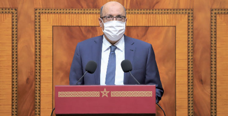 Restrictions sanitaires, vaccination : Boutayeb fait le point