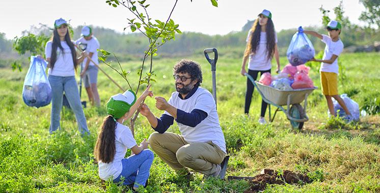 Vivo Energy Maroc mobilise les internautes pour planter des arbres avec #Nzer3ouloxygen