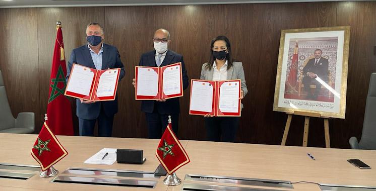 L'Agence de Développement du Digital et Orange Maroc s'allient pour contribuer au développement de l'économie numérique du Royaume