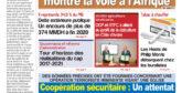 Journal Électronique du Mercredi 7 Avril 2021