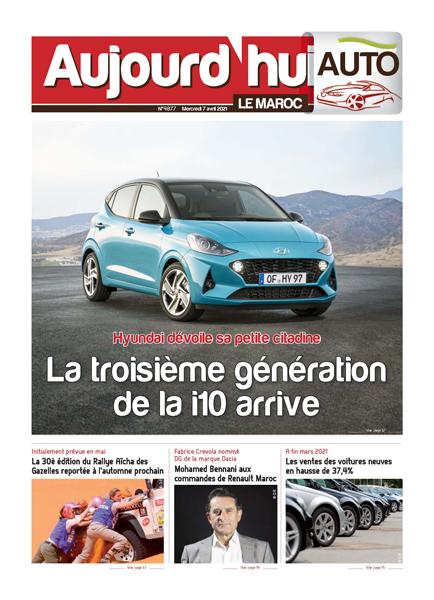 Guide Automobile du Mercredi 7 Avril  2021