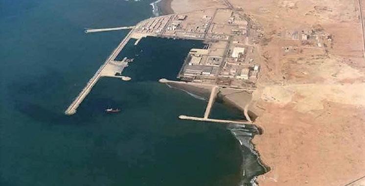 Projet porté par l'ANP : 79 millions DH pour le dragage massif des ports de Tan-Tan, Boujdour et Dakhla