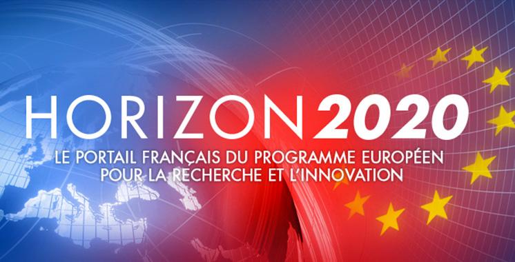 Programme «Horizon 2020» : 6,88 millions d'euros pour 69 projets  de structures  de recherche  marocaines